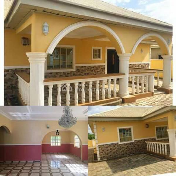 Clean 3 Bedroom Bungalow(self Compound), Bentel Estate, Apo, Abuja, Detached Bungalow for Sale