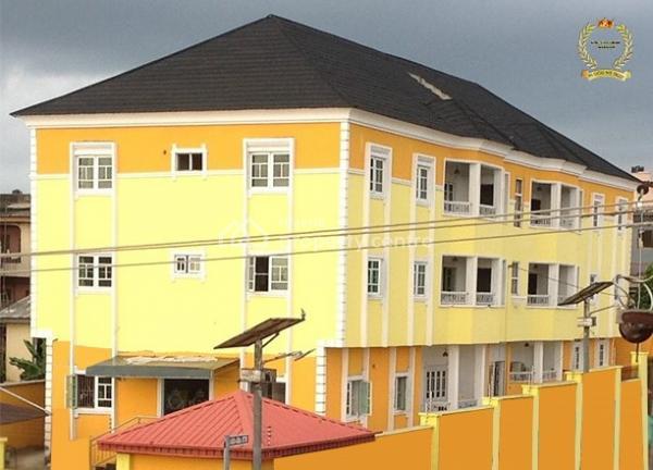 6 Numbers Spacious 3 Bedroom  Flat, Ogba, Ikeja, Lagos, Block of Flats for Sale