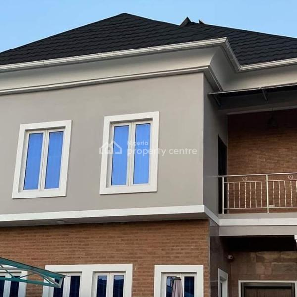 Lovely 5 Bedroom Detached House with Bq on 500sqm, Omole Phase 1, Ikeja, Lagos, Detached Duplex for Sale