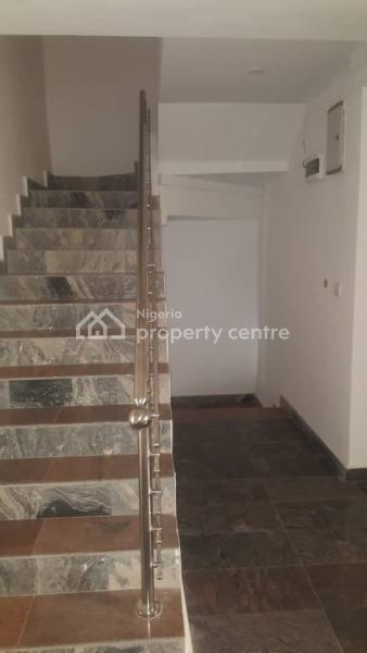 Newly Built and Well Finished 4 Bedroom Serviced Terraced Duplex with a Room Bq, Fitted Kitchen, Etc., Wuse 2, Abuja, Terraced Duplex for Rent