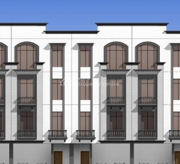 Off Plan with Flexible Payment Plan @ Lumine Nicon Town, Nicon Town, Lekki, Lagos, House for Sale