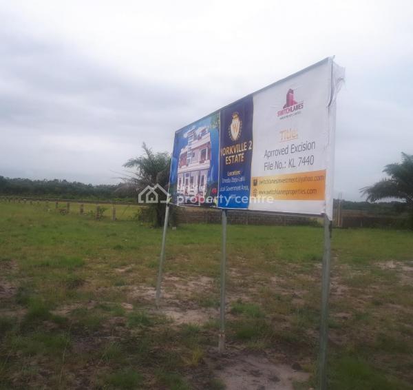 Land, Imedu, Ibeju Lekki, Lagos, Mixed-use Land for Sale