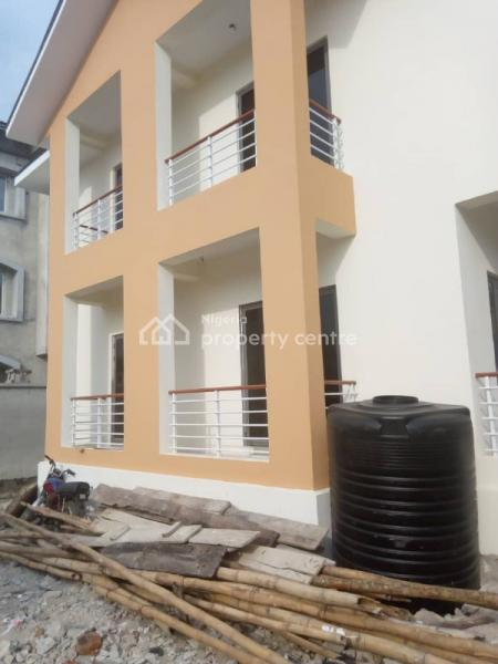 Brand New 4 Units of 2 Bedroom Flat with One Room Bq, Oniru, Victoria Island (vi), Lagos, Flat for Rent