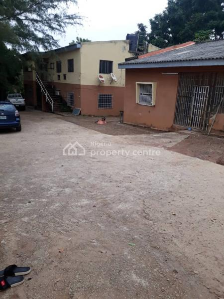 4 Units of 2 Bedroom Flats and 1unit of 3 Bedroom Flats with Large Parking Space, Area 10, Garki, Abuja, Detached Bungalow for Sale