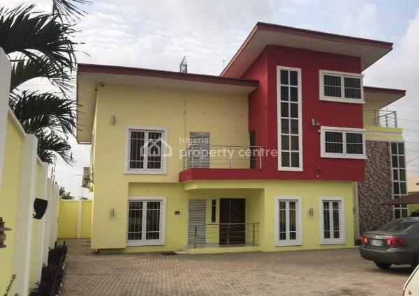 an Exquisitely Finished 4 Bedroom Luxury Detached House, Unity Estate, Magboro, Ogun, Detached Duplex for Sale