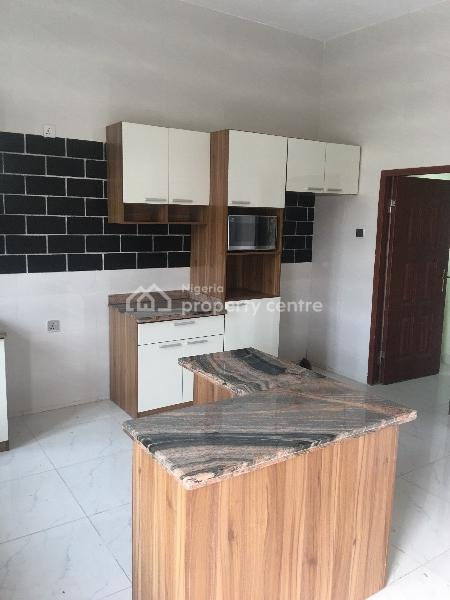 Exqusitely Built 5 Bedroom Terraced House with a Room Bq in an Estate, Ikate Elegushi, Lekki, Lagos, Terraced Duplex for Sale