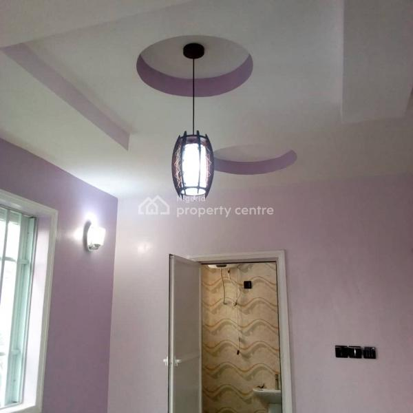 Brand New, Strategically Located and Luxuriously Finished 3 Bedroom Detached House with Boys Quarter, Abule Egba, Agege, Lagos, Detached Duplex for Sale