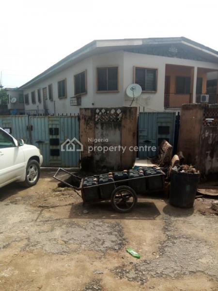 a Story Building+2 Units of 2 Bedroom Story Building at The Back, Off Agboyin Avenue, Masha, Surulere, Lagos, House for Sale