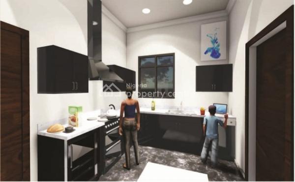 a Residential Development of Exquisite 4 Bedroom Townhouses + Bq, Platinum Way, Lekki Peninsula Beside Nicon Town., Nicon Town, Lekki, Lagos, Terraced Duplex for Sale
