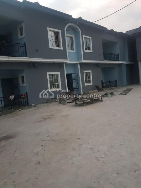 Brand-new King Size 3 Bedroom Flat in Peter Odili Road, Peter Odili, Trans Amadi, Port Harcourt, Rivers, Mini Flat for Rent