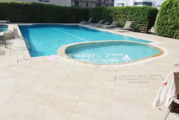 3 Bedroom Penthouse Banana Island + Pool + Gym, Banana Island, Ikoyi, Lagos, Flat for Rent