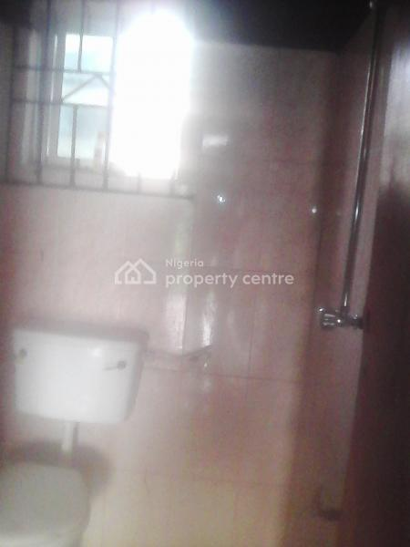 a Recently Built, Well Maintained One Bedroom Apartment, By Fiwa Joba, Ojigo, Ogun, Mini Flat for Rent