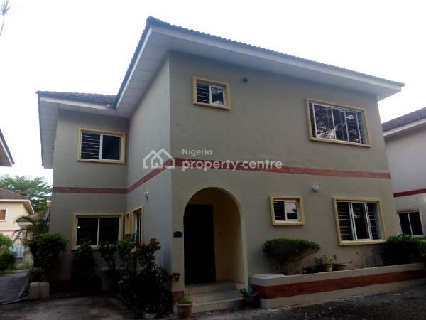 4 Bedroom Detached Duplex All Rooms En-suite with Servants Quarters, Fara Park, Abijo, Lekki, Lagos, Detached Duplex for Rent
