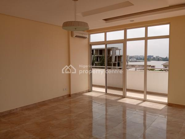 Newly Built Super Luxury 5 Bedroom Serviced Penthouse with a Room Bq, Fully Fitted Kitchen, Swimming Pool, Banana Island, Ikoyi, Lagos, Flat for Rent
