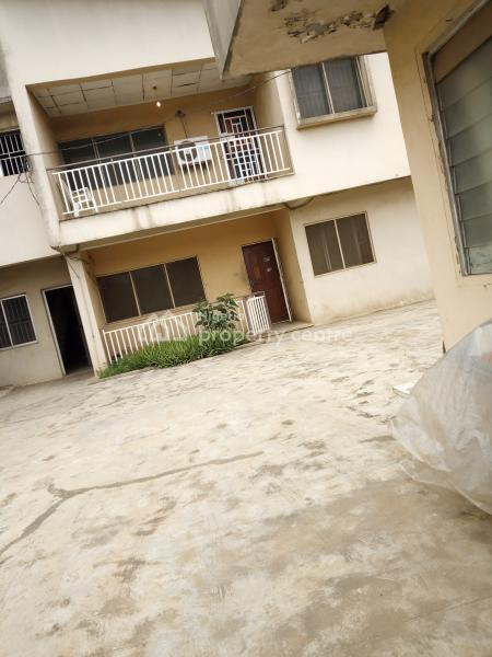 Big and Spacious 3 Bedroom Flat with Adequate Parking Space, Kitchen Store, Wardrobes, Off Kuye Road, New Oko-oba, Agege, Lagos, Flat for Rent