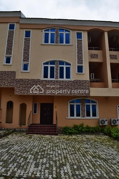 Luxurious 4 Bedroom Terrace Duplex with Bq, After Stella Maris College, Life Camp, Gwarinpa, Abuja, Terraced Duplex for Sale