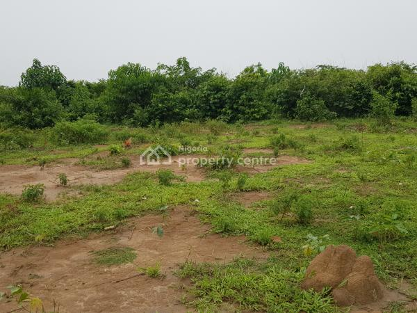 6.6 Hectares of Land By The Tarred Road, Wasa, After Apo Mechanics, Apo, Abuja, Residential Land for Sale