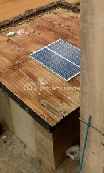 Self Contained Apartment with Solar Power, Awolowo Road, Tanke, Ilorin West, Kwara, Self Contained (single Rooms) for Rent