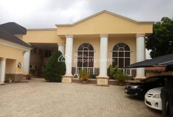 Luxury 6 Bedroom Mansion, Maitama District, Abuja, Detached Duplex for Sale