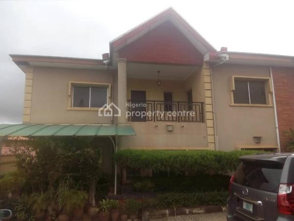 5 Bedroom Semi Detached Duplex with 2 Bedroom Bq and a Guess Chalet, Gaduwa, Abuja, Semi-detached Duplex for Sale