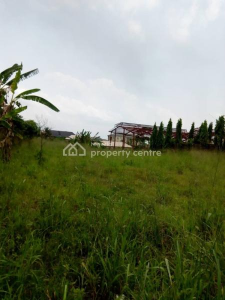 Industrial Land with Steel Stanchions, Lagos - Ibadan Expressway, Asese, Ibafo, Ogun, Factory for Sale