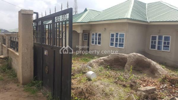 4 Bedroom Penthouse Semi Detached Bungalow, Hill Crest Estate After Trademore Estate, Gaduwa, Abuja, Semi-detached Bungalow for Sale