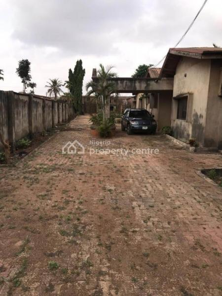 Large Span of Land with Buildings (3 Bedroom Apartments), Ajuwon Road, Iju-ishaga, Agege, Lagos, Mixed-use Land for Sale