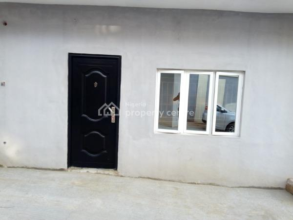 Fully Furnished Newly Renovated 1 Bedroom, Serviced Apartment, Flat 6. No 8 Odununkan Avenue, Oregun, Ikeja, Lagos, Self Contained (single Rooms) Short Let