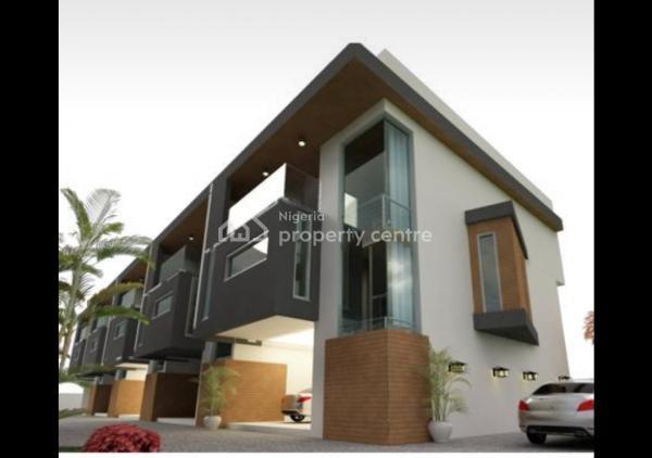 4 Bedroom Terrace Duplex, Victoria Island (vi), Lagos, Terraced Duplex for Sale