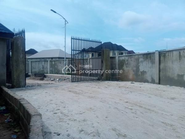 Fenced Residential Plots of Land with C of  O, Omole Phase 2, Ikeja, Lagos, Residential Land for Sale