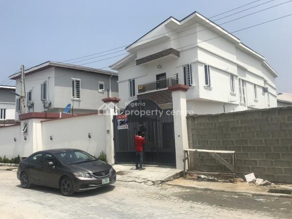 Lovely 5 Bedroom Duplex with Bq, Orchid, Lafiaji, Lekki, Lagos, Semi-detached Duplex for Rent