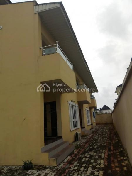 3 Bedroom Terrace Duplex + Bq, Ikota Villa Estate, Lekki, Lagos, Terraced Duplex for Rent