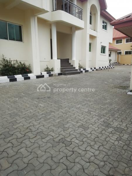Luxury 5 Bedrooms with 3 Sitting Room, Off Amino Kano Crescent, Wuse 2, Abuja, Detached Duplex for Rent