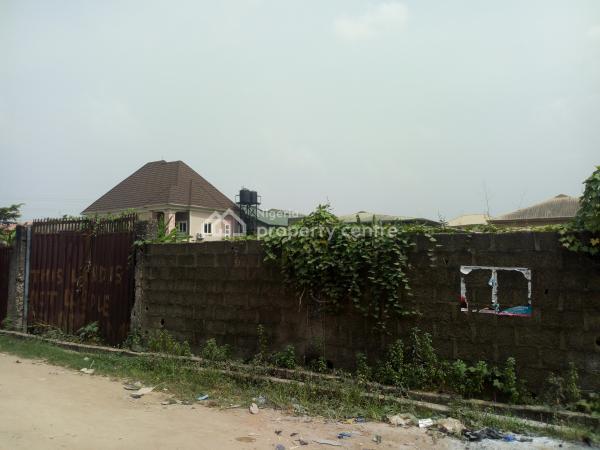 Half Plot of Land, Eyituoyo Omatshola Street, Ajao Estate, Isolo, Lagos, Residential Land for Sale