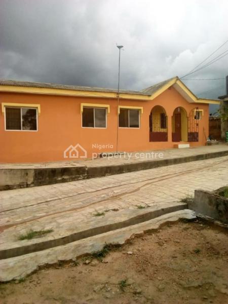 Luxury 3 Bedroom Bungalow All Ensuite, Oluwalogbon Estate 10 10 Ikola Road, Sango Ota, Ogun, Terraced Bungalow for Sale