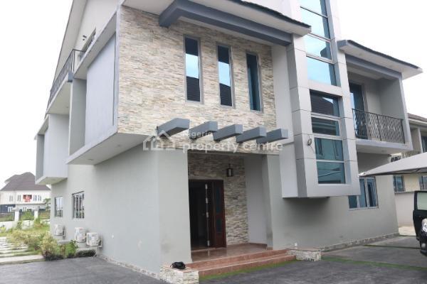 Unique Brand New 5 Bedroom Fully Detached Duplex with Boys Quarters, Pinnock Beach Estate, Lekki, Lagos, Detached Duplex for Rent