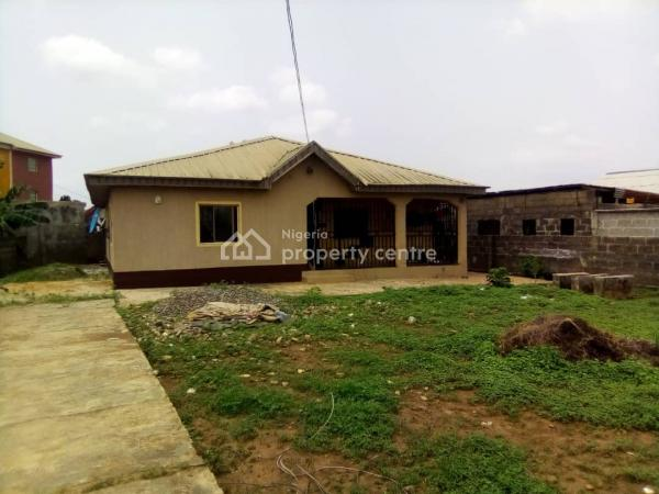 2 Bedroom & a Mini Flat, Off Ijede Rd, Eleshin, Ijede, Lagos, Block of Flats for Sale
