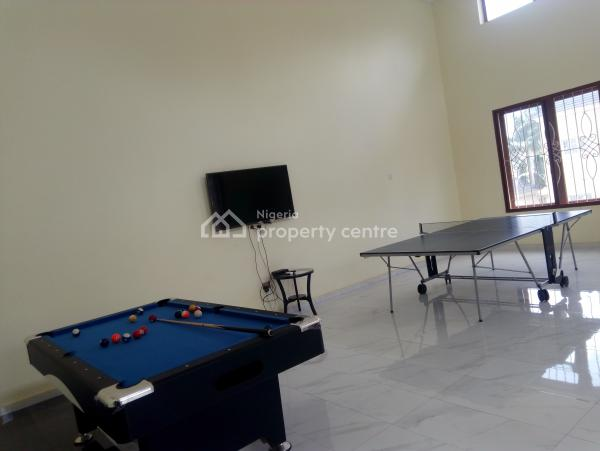 Serviced 2 Bedroom Terraced Duplex with 1 Room ,generator and Ac., Maitama District, Abuja, Terraced Duplex for Rent