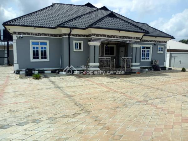 a 4 Bedroom Bungalow, Benin, Oredo, Edo, Mini Flat for Sale