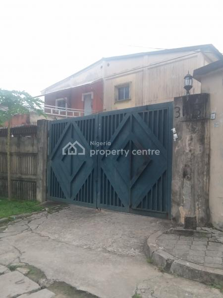 a 4 Bedrooms Semi Detached Duplex with Bq, Off Corporation Drive, Dolphin Estate, Ikoyi, Lagos, Semi-detached Duplex for Sale