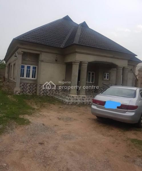 4 Bedroom Ensuite, Along Airport Road Oba Ile, Akure, Ondo, Terraced Bungalow for Sale