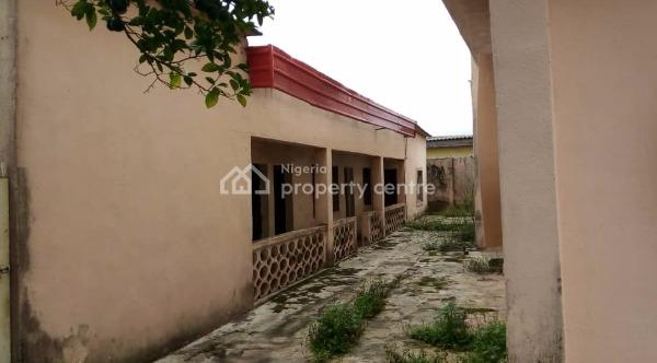 5 Bedroom Duplex with 3 Bq Bedroom and Parlour and a Room Self Contained, Okuta Elerinla Estate Near Mayor Road., Akure, Ondo, Semi-detached Duplex for Sale