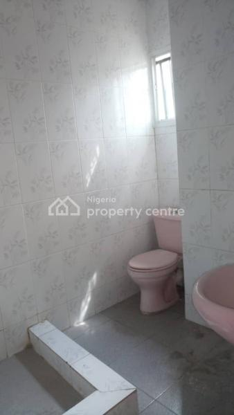 Luxurious 3 Bedroom Flat, Off Commercial Avenue, Sabo, Yaba, Lagos, Flat for Rent