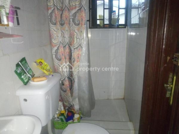 Well Located Shared 2 Bedroom Furnished Apartment for a Single Lady, Thomas Estate, Ajah, Lagos, Self Contained (single Rooms) for Rent
