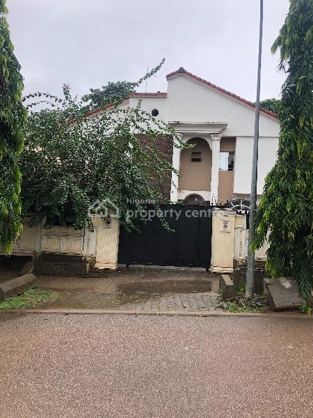 5 Bedroom Fully Detached Duplex in Wuse2 for Sale, Off Ademola Adetokunbo Street, Wuse 2, Abuja, Detached Duplex for Sale