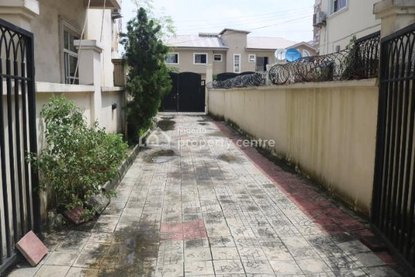Well Located, Massive 7 Bedroom Detached House with Boys Quarter, Chevy View Estate, Lekki, Lagos, Detached Duplex for Rent