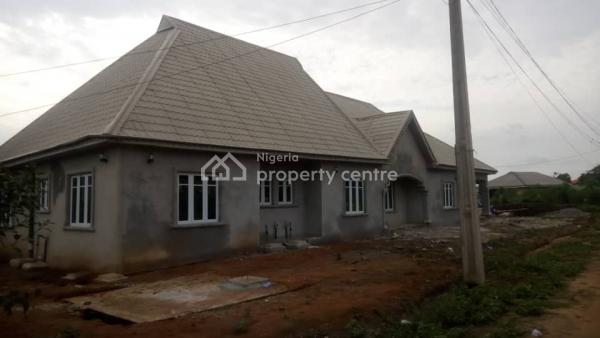 New 4 Bedroom Bungalow with a Penthouse, Gberigbe, Ikorodu, Lagos, Detached Bungalow for Sale