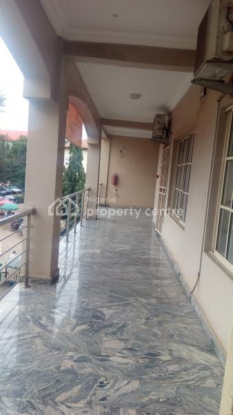 Well Finished Serviced 50sqm Shop/office Space with Ac Generator, Off Aminu Kano, Wuse 2, Abuja, Office Space for Rent