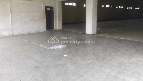 a Bay Warehouse (self Compound) Measuring 10,000sqft with Admin Offices, Agidingbi, Ikeja, Lagos, Warehouse for Rent