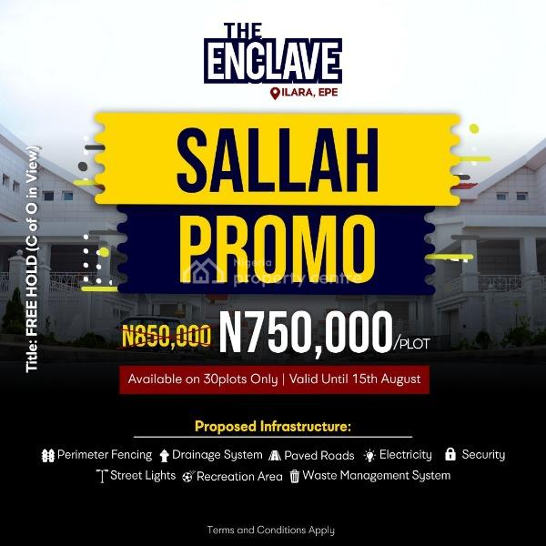 Land For Sale In Epe, Promo